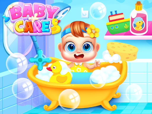 My Baby Care - Newborn Babysitter & Baby Games  screenshots 3