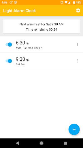 Download APK: Light Alarm Clock v1.53 [Premium]
