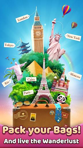 Travel Crush: New Puzzle Adventure Match 3 Game  screenshots 5