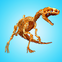 Dino Quest 2: Dig Fossils and Manage a Dino Museum