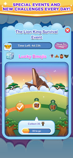 Disney Emoji Blitz - Disney Match 3 Puzzle Games  screenshots 5