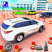 Extreme Car Parking Games 2021: Prado Car Games
