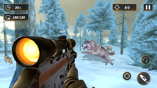 FPS Animal Hunter: Free Deer Hunt 3D Games Hack for iOS and Android 1