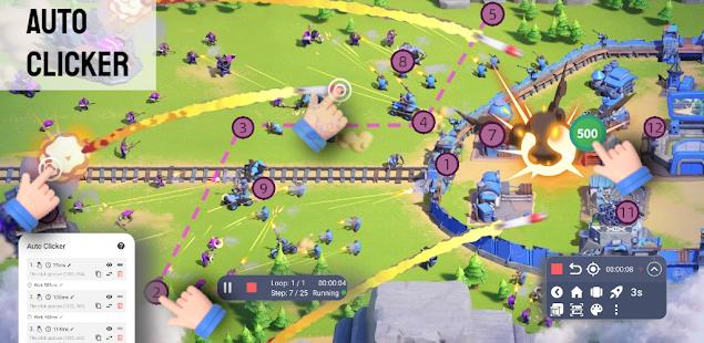 Auto Clicker app for games 2.2.1 screenshots 1