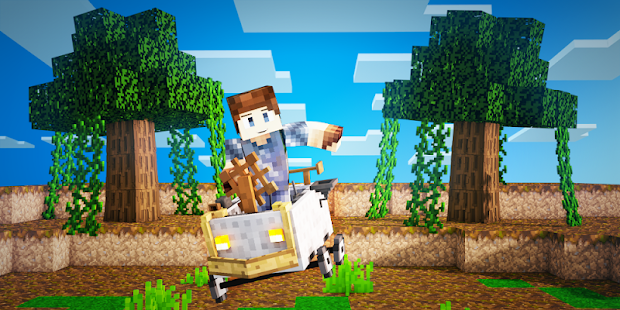 MinecraftPEのMod