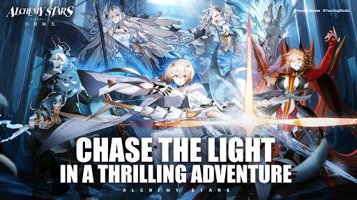 Alchemy Stars: Aurora Blast 1.0.2 screenshots 1