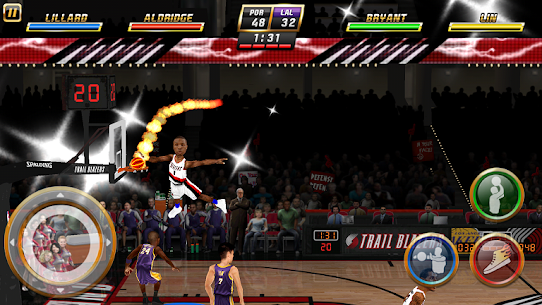 NBA JAM by EA SPORTS™ Mod (full version) 6