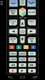 Remote for Samsung TV | Smart & WiFi Direct Screenshot