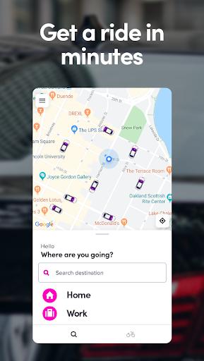 Lyft - Rideshare, Bikes, Scooters & Transit 6.55.3.1603263976 screenshots 1