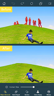 Photo Retouch- Object Removal 3.5 Screenshots 3