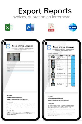 Table Notes - Pocket database & spreadsheet editor 105 Screenshots 7