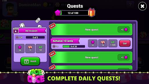 Dominos. Dominoes board game free! Domino online! 1.3.19 Screenshots 3