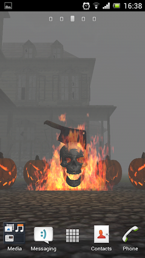 3D Halloween Live Wallpaper For PC Windows (7, 8, 10, 10X) & Mac Computer Image Number- 5