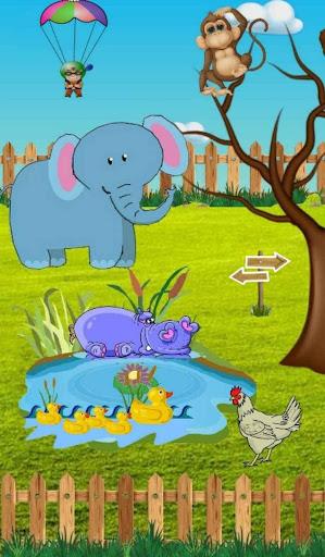 Zoo For Preschool Kids 3-9 - Animals Sounds  Screenshots 5
