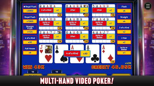 Blackjack 21: House of Blackjack 1.6.2 screenshots 6
