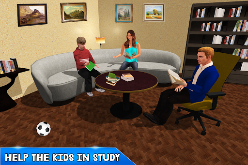 Virtual Step Dad Simulator: Family Fun 1.05 screenshots 4