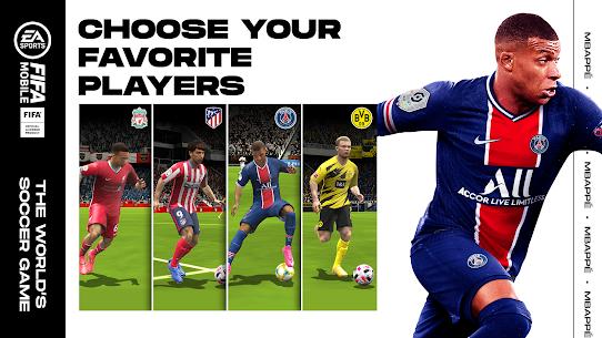 Fifa Soccer Apk Download , FIFA Soccer MOD APK [Unlocked] 1
