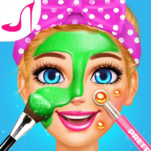Makeup Artist Makeover Salon Girl