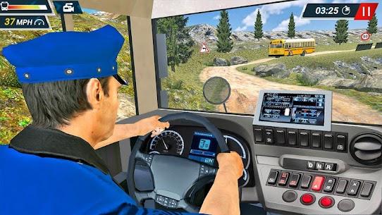 Offroad High School Bus Simulator Free 3