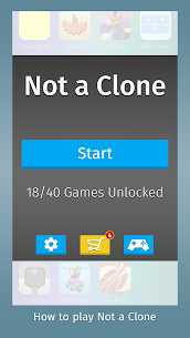 Not a Clone (Demo) Game Hack Android and iOS 1