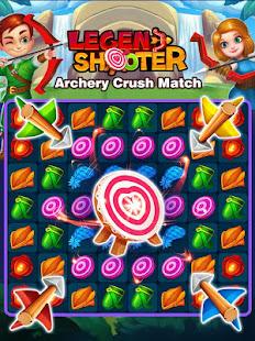 Archery Crush Match