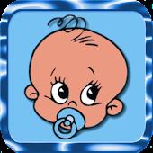 icono juego para entretener bebés babyclick