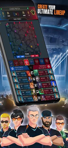 Télécharger Gratuit RIVALS Esports MOBA Manager APK MOD (Astuce) screenshots 1