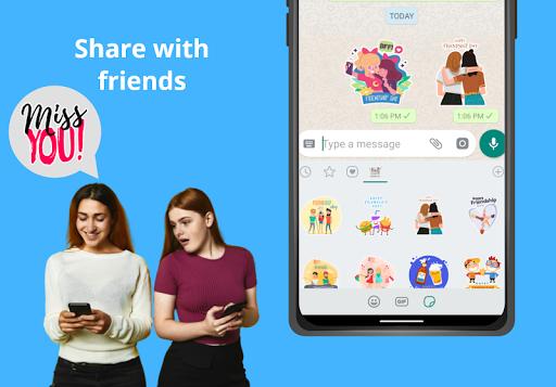 Stickify: Stickers for WhatsApp  Screenshots 4