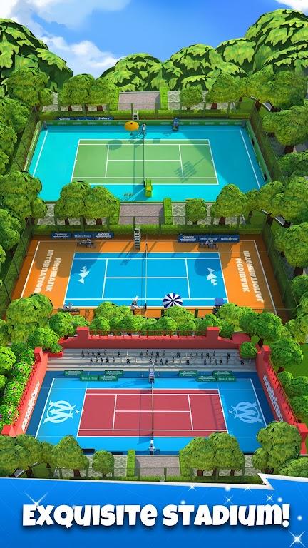 Tennis Go: World Tour 3D  poster 14