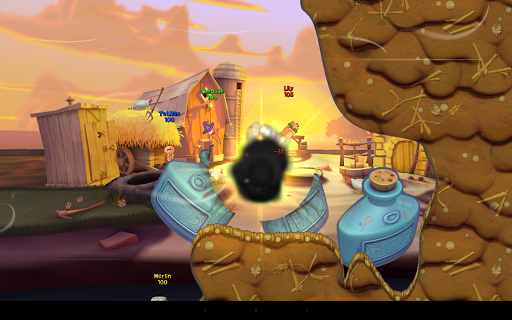 Worms 3  screenshots 12