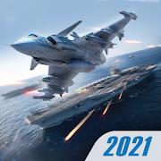 Modern Warplanes: Wargame Shooter PvP Jet Warfare MOD APK 1.8.38 (Unlimited Ammo)