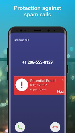 Hiya - Call Blocker, Fraud Detection & Caller ID apktram screenshots 4