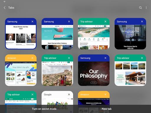 Samsung Internet Browser Beta  screenshots 13