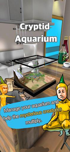 Cryptid Aquarium 0.1.8 screenshots 1