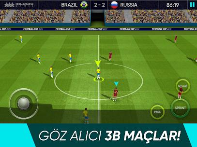 Football Cup 2021  Futbol oyunu Apk İndir 4