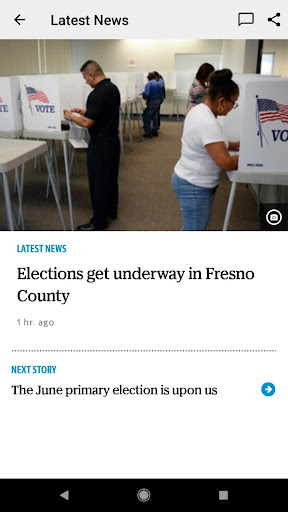 Fresno Bee newspaper 7.7.0 screenshots 5