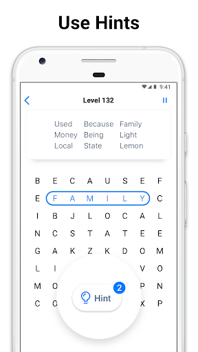 Word Search - Free Crossword and Puzzle Game 1.12.1 screenshots 4