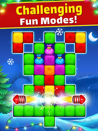 Fruit Cube Blast modavailable screenshots 9