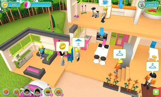 PLAYMOBIL Luxury Mansion 1.5 Screenshots 5