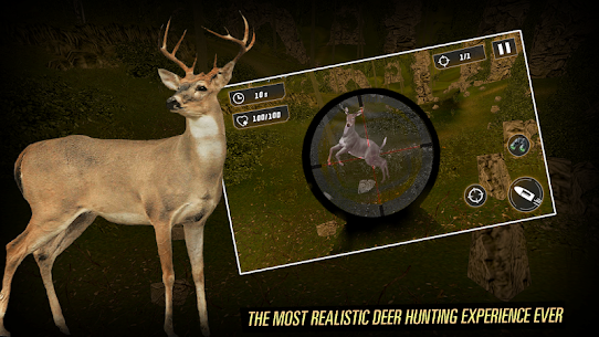 FPS Animal Hunter: Free Deer Hunt 3D Games Hack for iOS and Android 2