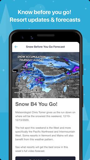 OnTheSnow Ski & Snow Report  Screenshots 4