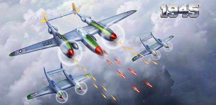 1945 Air Force: Airplane games
