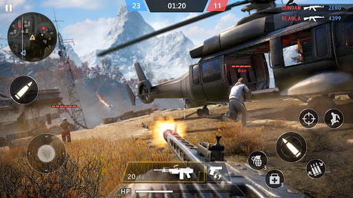 Strike Force Heroes: Global Ops PvP Shooter 1.0.3 screenshots 2