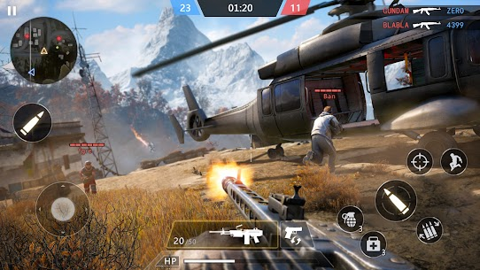 Strike Force Heroes: Global Ops PvP Shooter 2