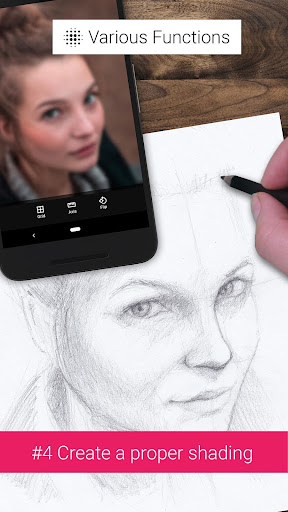 Practice Drawing: Portraits and Figures 2.1.5 Screenshots 5