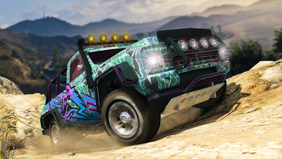 offroad game : jeep driving games screenshots 4