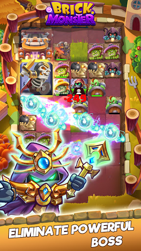 Brick Monster: Epic Casual Magic Balls Blast Game 2.0.0 screenshots 17