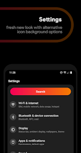 Liv Dark – Substratum Theme Mod Apk (Patcher) 3