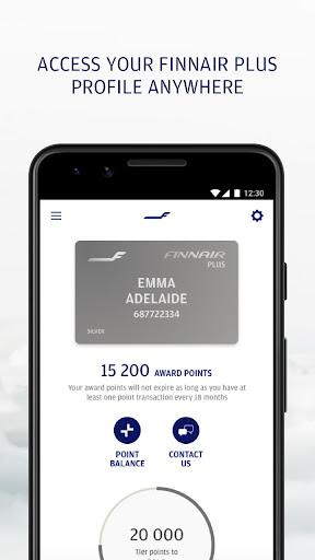 Finnair screenshot 4