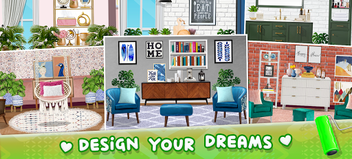House Design: Home Cleaning & Renovation For Girls  screenshots 4